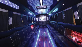 The party-bus industry