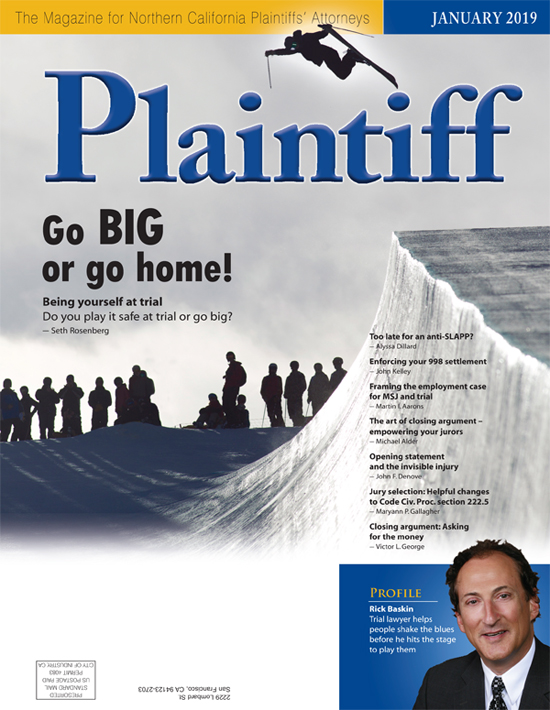 Plaintiff Jan19 cover