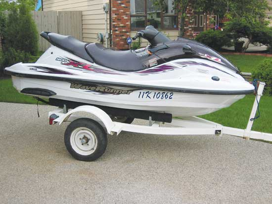 Personal watercraft: High-speed fun, high-speed defects