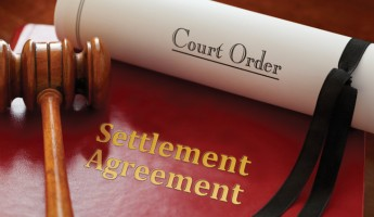 Preserving your client's right to enforce the settlement agreement