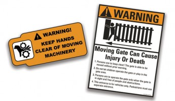 Evaluating the adequacy of warnings