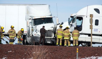 Trucking company accident reports