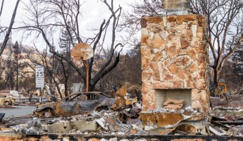 Assessing property damages for California wildfire victims