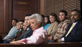 A trial lawyer's inside look at trial from the jury box